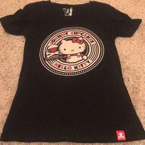 Johnny Cupcakes Hello kitty shirt